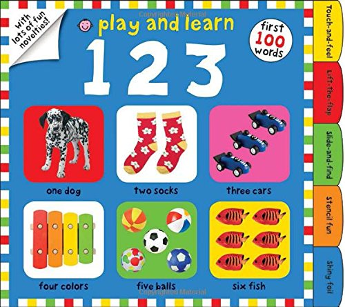 Play Learn 123 First Novelties product image