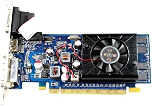 Geninue Dell nVidia GeForce G310 512MB PCIe High Profile Video Graphics Card, Compatible Part Numbers: FTGGG, M114N, G31DE, VUI-G310DE