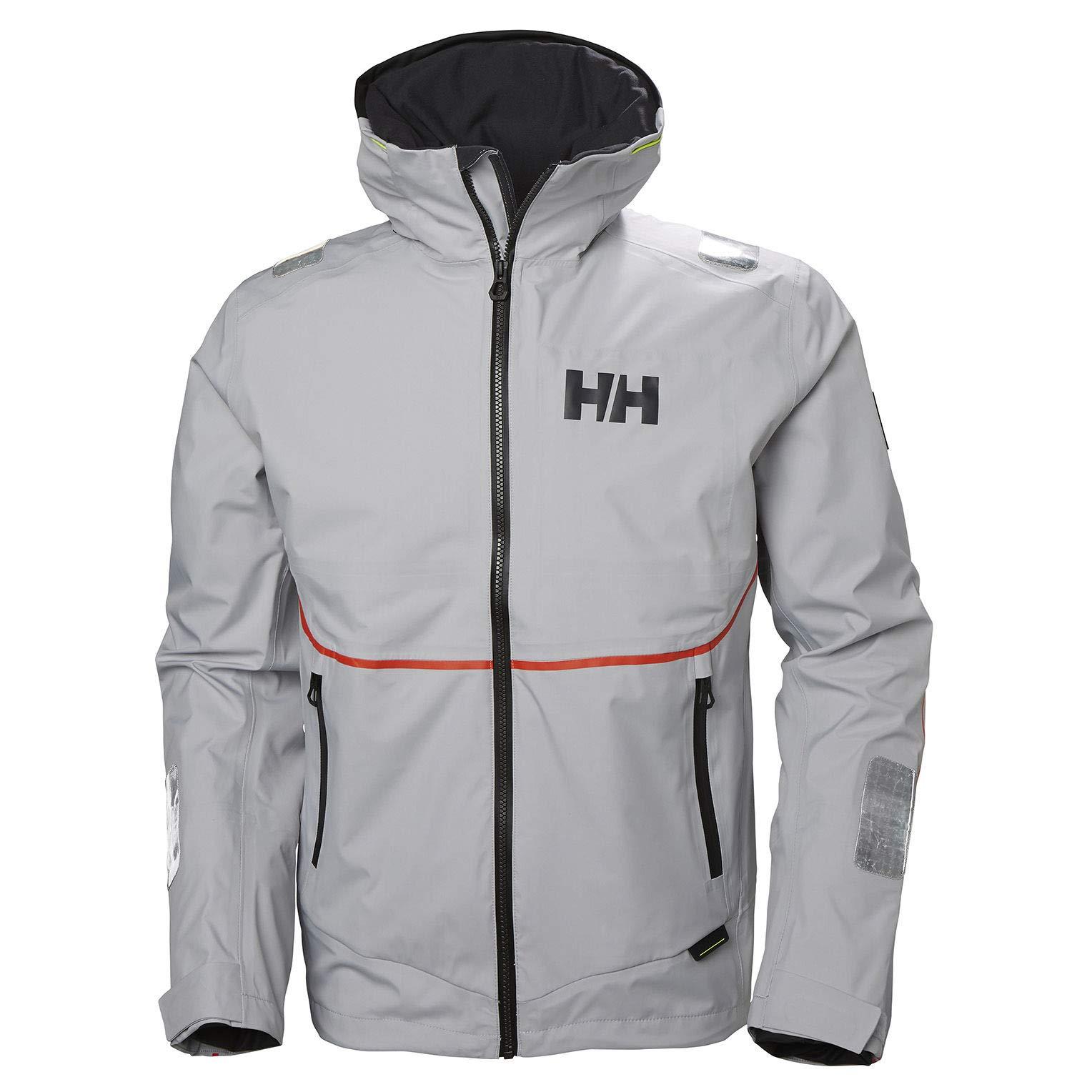 Helly Hansen Men's HP Foil Jacket, Grey Fog - Large
