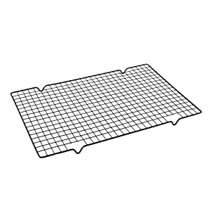 "MyLifeUNIT Nonstick Baking Cooling Rack 10"" x 16"""