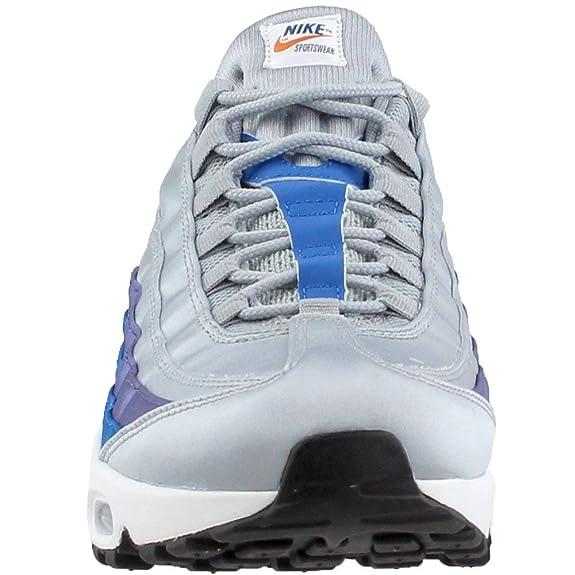 new style 6ce5c 4ee13 Nike Air Max 95 Se Gris Loup Aj2018-001  Amazon.fr  Chaussures et Sacs