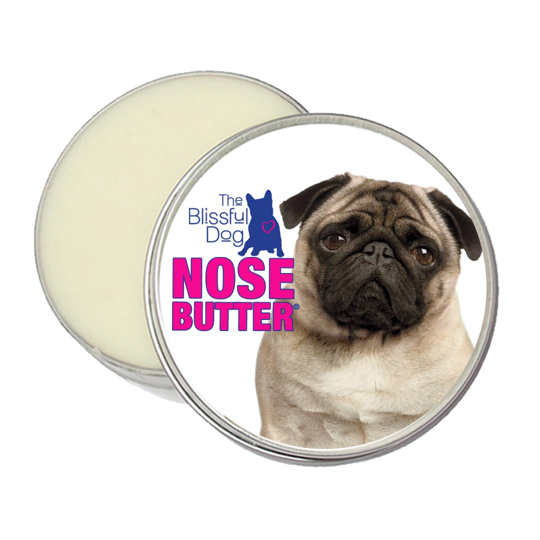 The Blissful Dog Fawn Pug Nose Butter, 2-Ounce