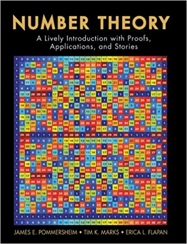A Lively Introduction with Proofs and Stories Applications Number Theory