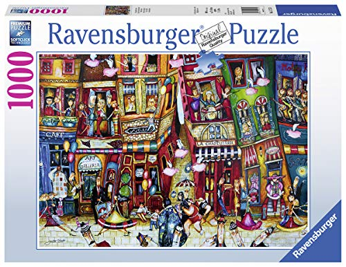 Ravensburger When Pigs Fly 15275 1000 Piece Puzzle for Adults, Every Piece is Unique, Softclick Technology Means Pieces Fit Together -