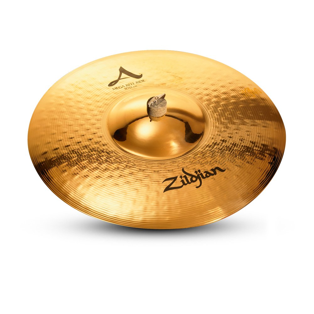 Zildjian A Series 21'' Mega Bell Ride Cymbal by Avedis Zildjian Company