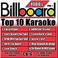 Billboard Top 10 Karaoke: 1980's
