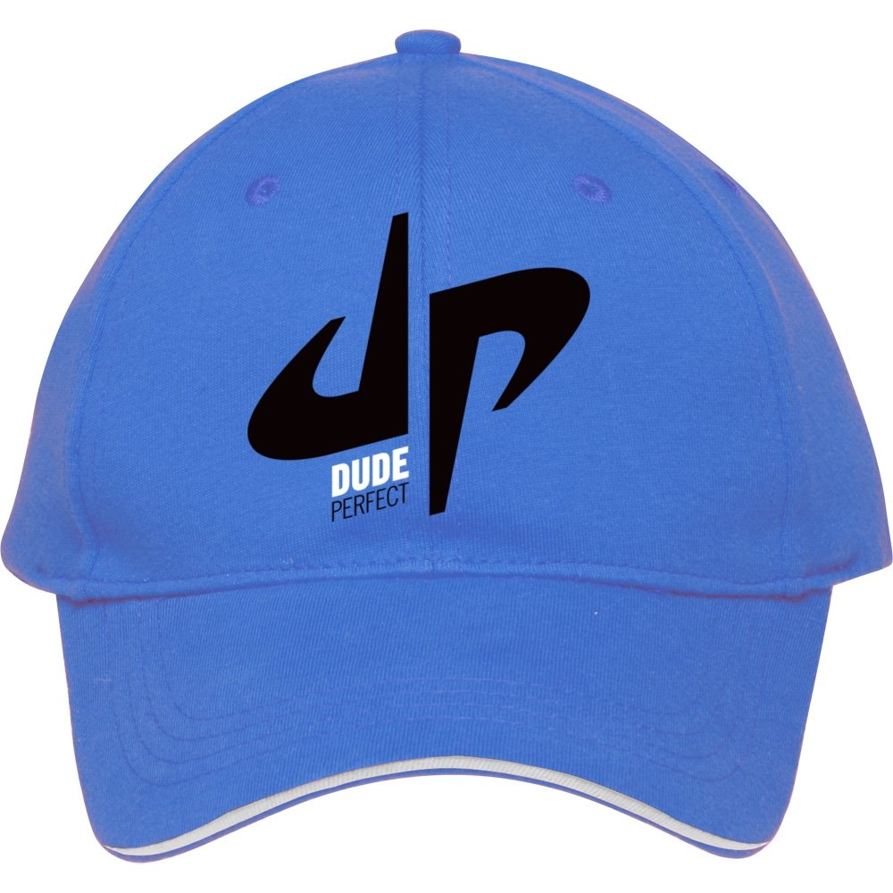 Fashionable Male/female Baseball Caps Dp With Dude Perfect Subs Blue Cotton Rosachav Snapback Hats Sun Cap
