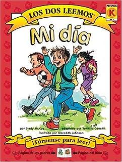 Mi Dia (Los Dos Leemos) (Spanish Edition)