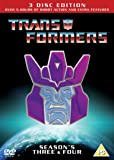 NEW Transformers Season 3 & 4 (DVD)