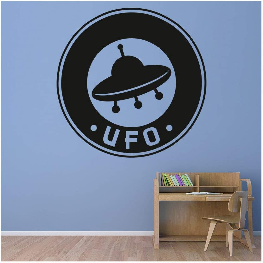 azutura Insignia UFO Vinilos Nave Espacial alienígena Pegatina ...