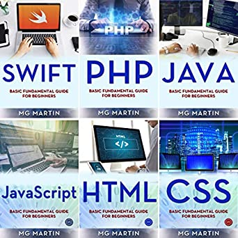 Programming for Beginners: 6 Books in 1 - Swift+PHP+Java