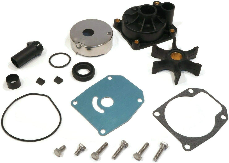 The ROP Shop | Water Pump Kit for 2008 Evinrude, Johnson 40 HP E40DRLSCB, E40DTLSCS, E40DPLSCB