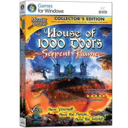 House of 1000 Doors: Serpent Flame - Collector's Edition -