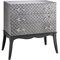 Stein World Furniture Claudette Accent Chest, Silver