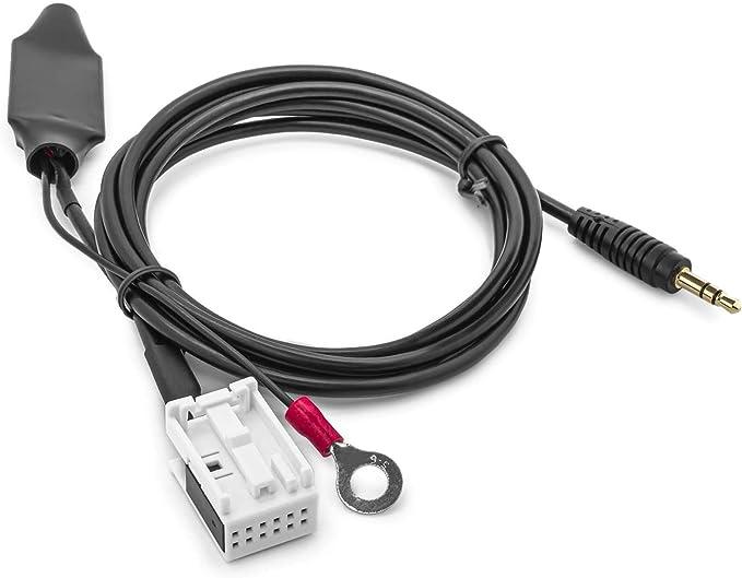 IPhone etc. etc Adapter-Universe C/âble Adaptateur AUX pour autoradios VW RCD 210 RCD 310
