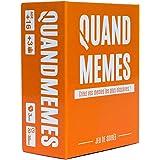 QUAND MEMES, Le Jeu de soirée 100% Memes | Jeu de société pour Adultes