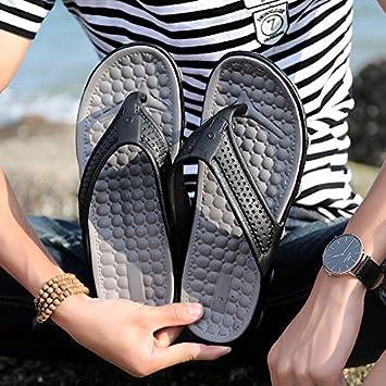 Für Füße Herren Sandalen Atmungsaktiv Hausschuhe Breite