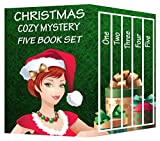 #7: Christmas Cozy Mystery Five Book Set