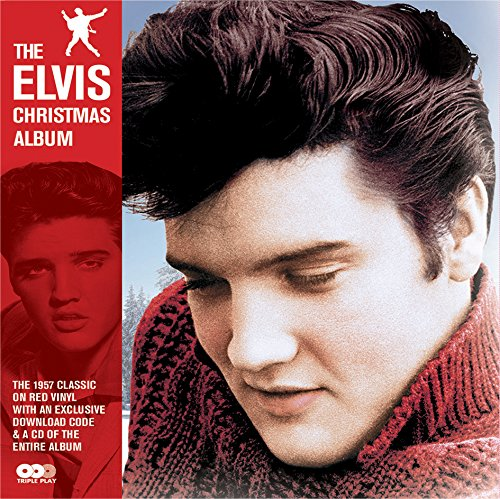 Elvis Christmas Album (Lp/Cd) (Red Vinyl/Dl Card/Limited)
