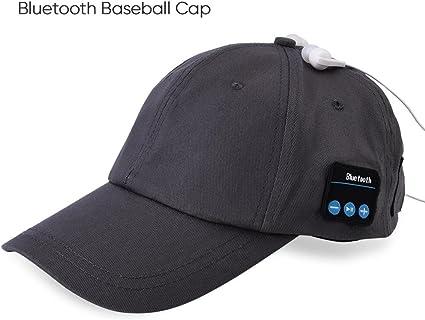 Gorro con Bluetooth 5.0 LED esqu/í Ciclismo Senderismo XXLYY Gorro de Invierno Unisex para Correr Auriculares con micr/ófono est/éreo Incorporado Gorro de Punto Musical Camping Camping