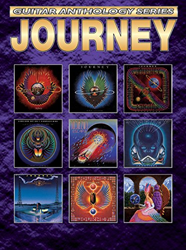 Journey -- Guitar Anthology: Authentic Guitar TAB (Guitar Anthology Series) ()