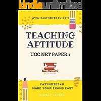 Teaching Aptitude: UGC NET PAPER 1 (ugcnet)