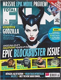 Total Film Magazine June 2014 Amazoncom Books