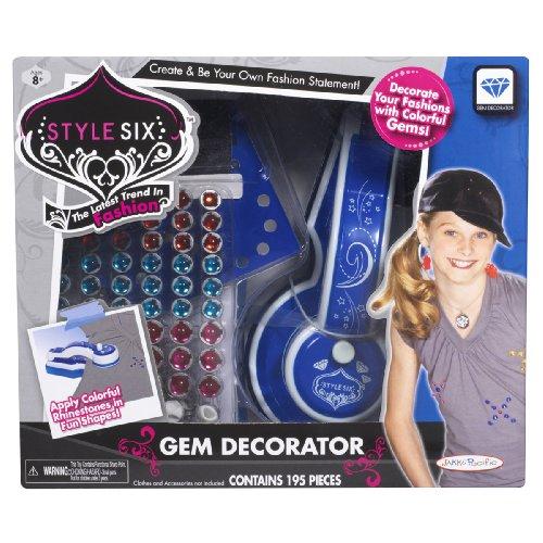 Style Six Sparkle It - Gem Decorator