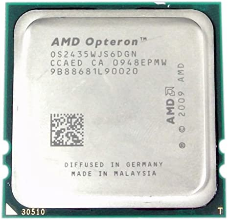 Amazon Com Amd Opteron 2435 2 6ghz Hex Core Six Core Processor Os2435wjs6dgn Ccadd Health Personal Care