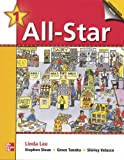img - for All-Star - Book 1 (Beginning) - Student Book w/ Audio Highlights (Bk. 1) book / textbook / text book