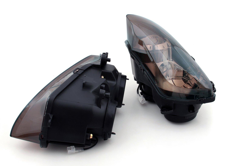 Artudatech Faro anteriore di ricambio per Yamaha YZF 1000 R1 2004 2005 2006