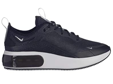 5a7584cca6 Nike Women's Air Max Dia Black/Summit White/Summit White Mesh Cross-Trainers