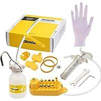 Kit de aceite mineral DOT para purgar frenos