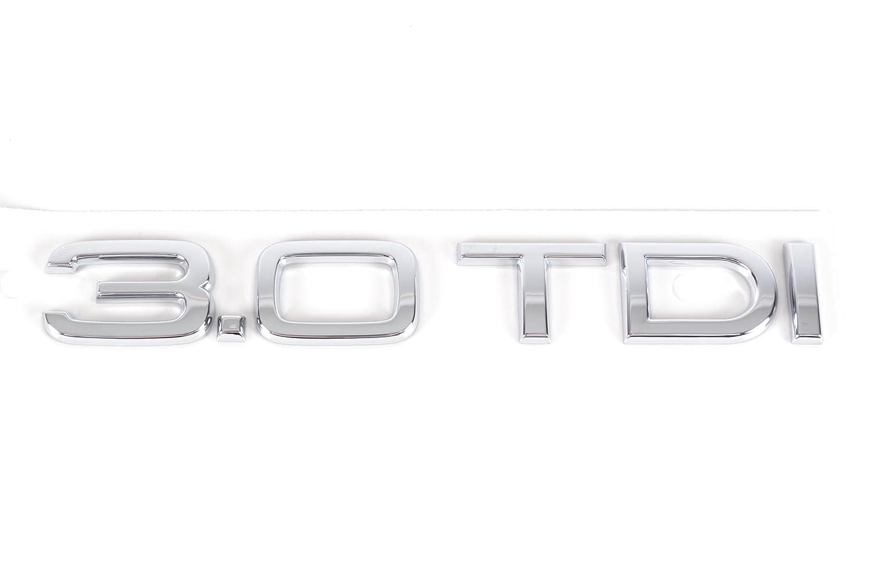 Audi 3.0 TDI inscripción emblema original Audi A4 A5 A6 A7 ...