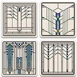 CoasterStone Ennis House Windows Coaster