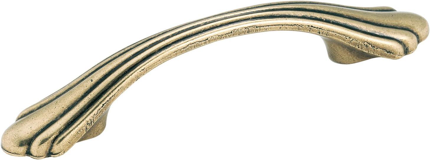 Polished Brass 5 Vanguard Cabinet Pull Handle Size Finish