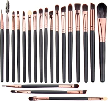 20-Piece Unimeix Professional Makeup Brush Set