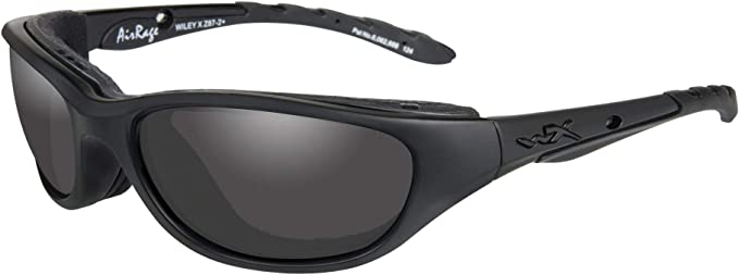 TALLA S-M. Wiley X AirRage Gafas de Sol Unisex
