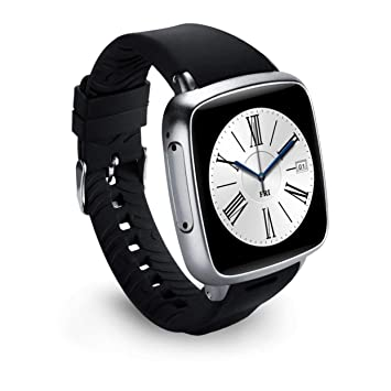 Z01 3G WCDMA Reloj Teléfono Android 5.1 Smart Watch 5MP ...