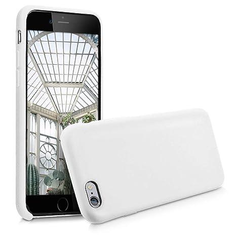 Pellicola custodia back cover rigida BIANCA per Apple iPhone 6 4.7