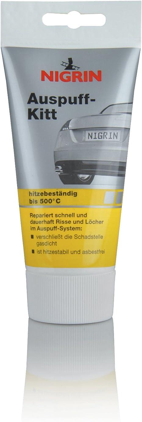 Nigrin 74070 Auspuff Kitt 200 Ml Asbestfrei Auto