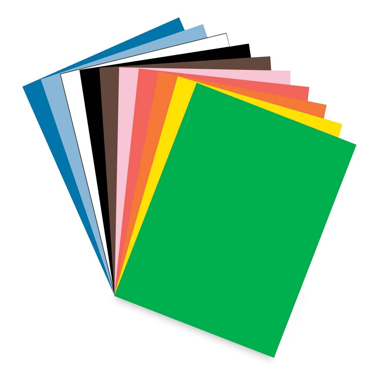 amazon com tru ray construction paper 24 x 36 50 sheets acid