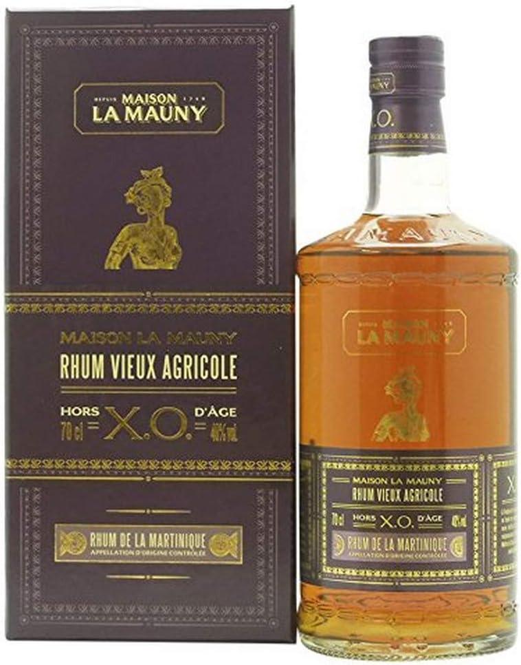 La Mauny XO Rhum Vieux Agricole 40% - 700 ml in Giftbox