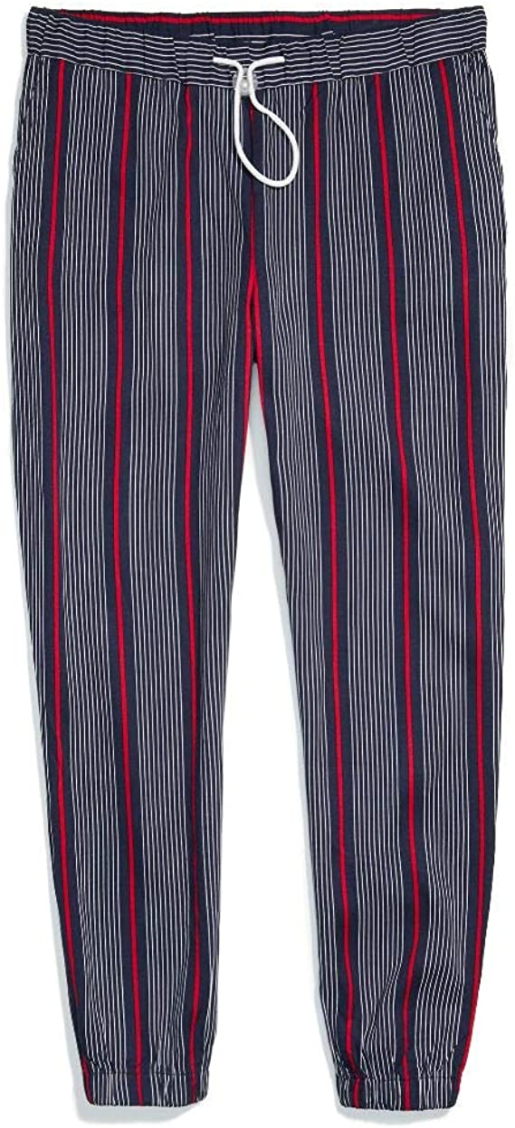 Tommy Hilfiger Drawstring Waist Smart Joggers W Pantaloni Donna