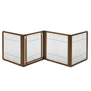 Richell 3-in-1 Convertible Elite Pet Gate