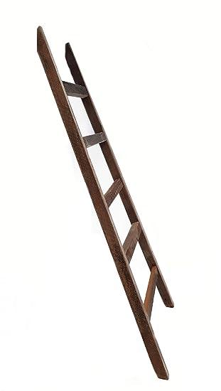 Bevorzugt Spetebo Deko Leiter 100cm - Vintage - Altes Holz Deko Element Wand KG47