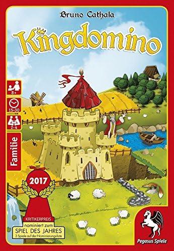Pegasus 57103G Niños y Adultos - Juego de Tablero (Niños y Adultos, 30 min, Niño/niña, 8 año(s), 680 g, 189 mm): Amazon.es: Juguetes y juegos