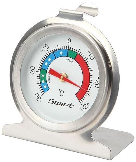 Compra Dexam 17840317 - Termómetro para frigorífico y congelador ...
