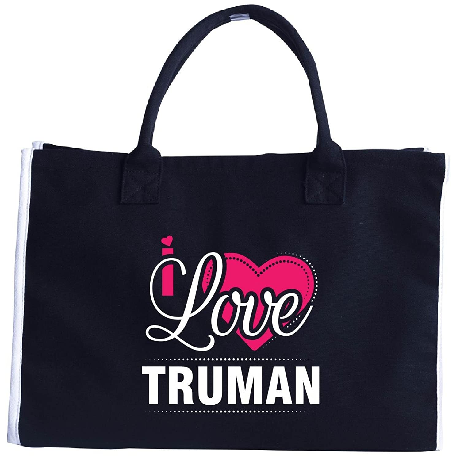 I Love Truman - Cool Gift For Truman From Girlfriend - Tote Bag