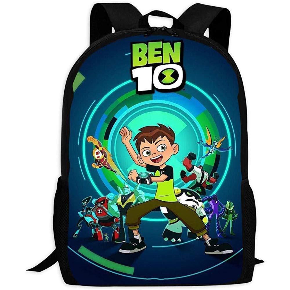Backpack, Backpack Men's,B-En 10 Backpack Fashion School Bag for Adult